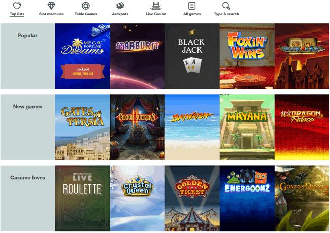 casumo-games